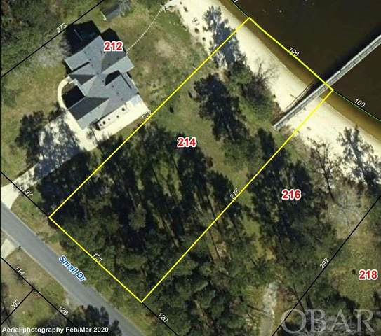 214 Small Drive Lot 50, Elizabeth City, NC 27909 (MLS #114225) :: Surf or Sound Realty