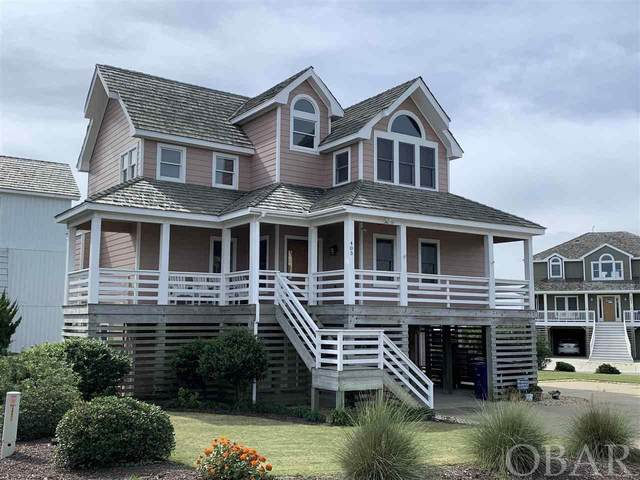 405 W Green Jacket Way Lot 31, Nags Head, NC 27959 (MLS #114232) :: Great Escapes Vacations & Sales