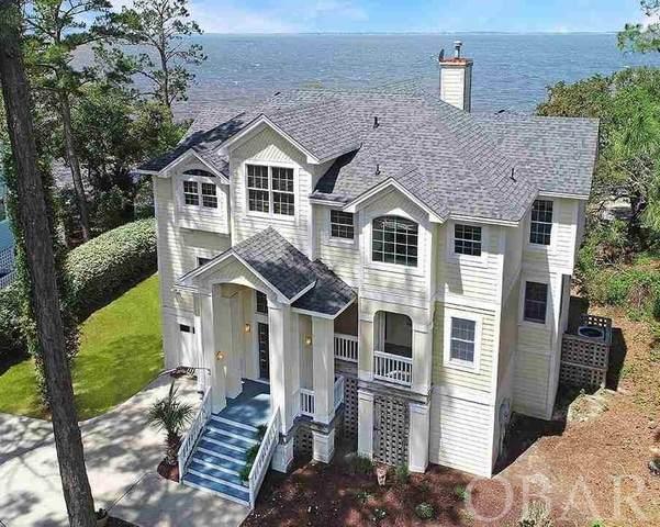 1046 Hampton Street Lot 543, Corolla, NC 27927 (MLS #114249) :: Sun Realty