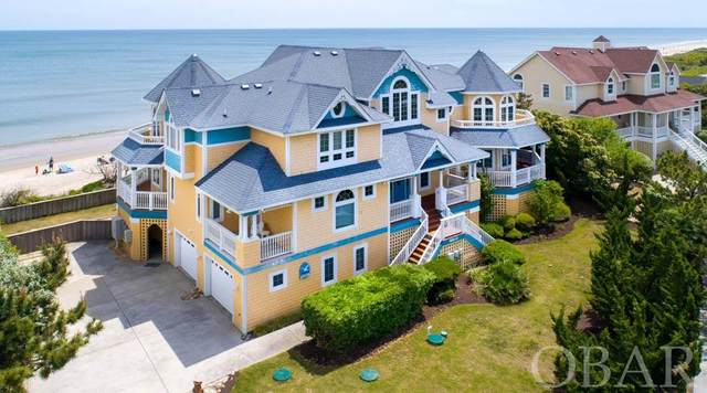475 Land Fall Court Lot 16, Corolla, NC 27927 (MLS #114257) :: Outer Banks Realty Group