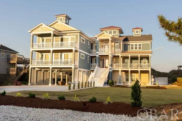 909 Lighthouse Drive Lot 8, Corolla, NC 27927 (MLS #114260) :: Midgett Realty
