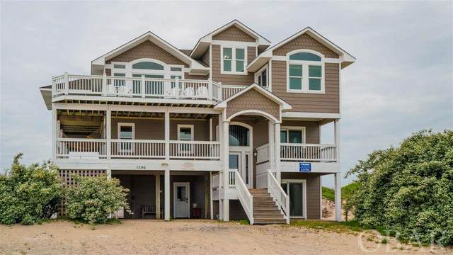 1596 Sandpiper Road Lot # 2, Corolla, NC 27927 (MLS #114261) :: Outer Banks Realty Group