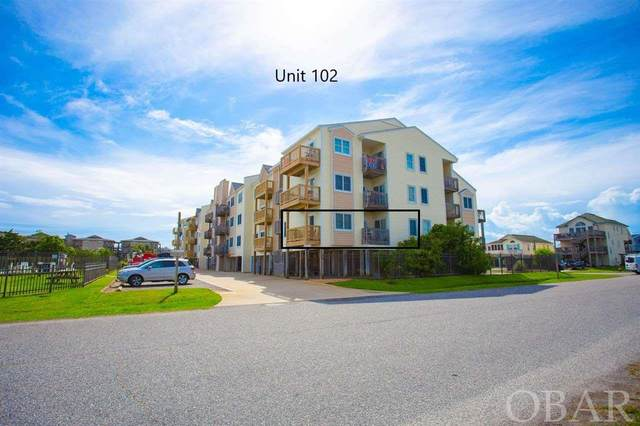 200 E Martin Street Unit 102, Kill Devil Hills, NC 27948 (MLS #114266) :: Matt Myatt | Keller Williams