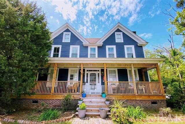 303 N Road Street, Columbia, NC 27925 (MLS #114281) :: Matt Myatt | Keller Williams