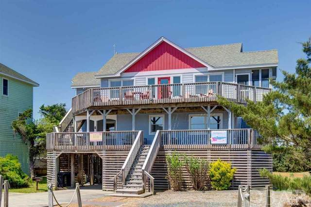 41504 Ocean View Drive Lot 12, Avon, NC 27915 (MLS #114323) :: Brindley Beach Vacations & Sales