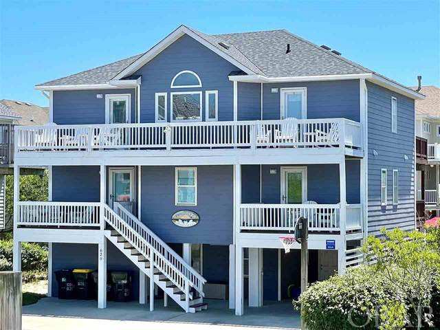 620 Ocean Front Arch Lot 29, Corolla, NC 27927 (MLS #114334) :: Brindley Beach Vacations & Sales