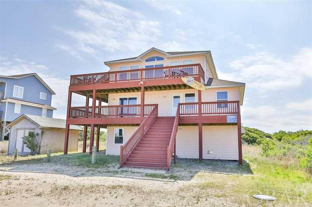1692 Ocean Pearl Road Lot 3, Corolla, NC 27927 (MLS #114339) :: Great Escapes Vacations & Sales