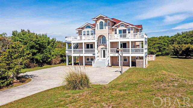 472 Island Lead Road Lot 166, Corolla, NC 27927 (MLS #114341) :: Brindley Beach Vacations & Sales