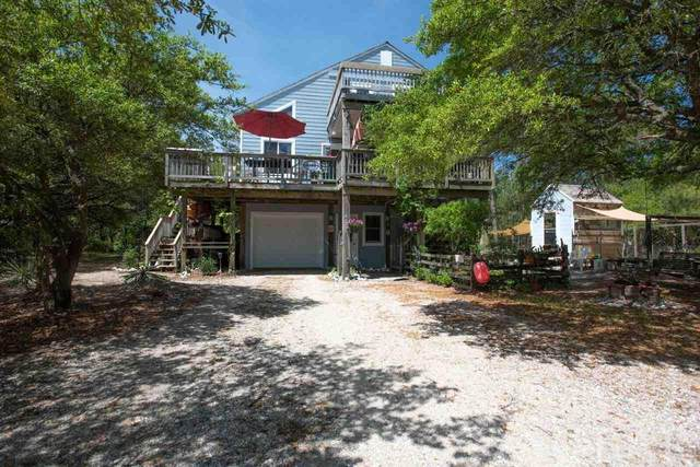 2380 Carova Road Lot 10, Corolla, NC 27927 (MLS #114344) :: Great Escapes Vacations & Sales