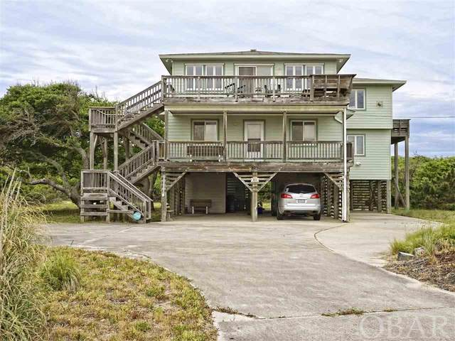 223 Ocean Boulevard Lot # 13-15, Southern Shores, NC 27949 (MLS #114347) :: Great Escapes Vacations & Sales