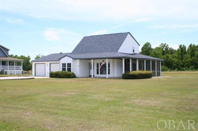 100 Indian Kettle Road Lot 1, Jarvisburg, NC 27947 (MLS #114433) :: Great Escapes Vacations & Sales