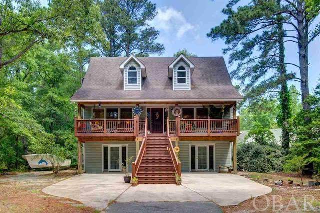 5108 The Woods Road Lot 17, Kitty hawk, NC 27949 (MLS #114469) :: Randy Nance | Village Realty