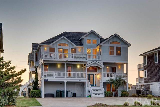 5016 S Virginia Dare Trail Lot 15, Nags Head, NC 27959 (MLS #114486) :: Brindley Beach Vacations & Sales