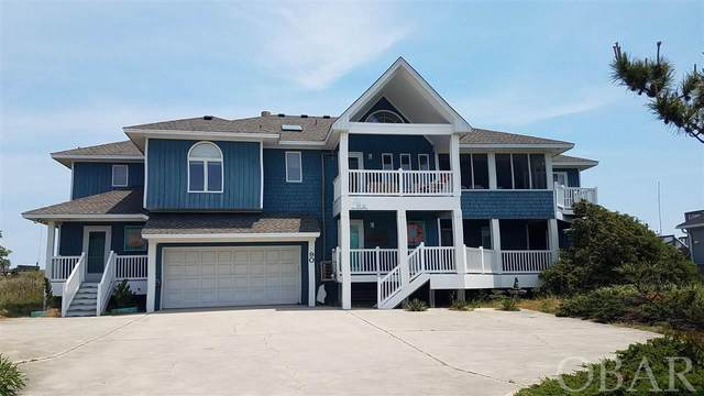 90 Ocean Boulevard Lot 5 & 6, Southern Shores, NC 27949 (MLS #114518) :: Outer Banks Realty Group