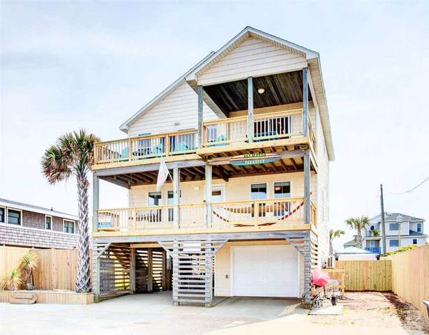 3320 N Virginia Dare Trail Lot 1, Kill Devil Hills, NC 27948 (MLS #114531) :: Outer Banks Realty Group