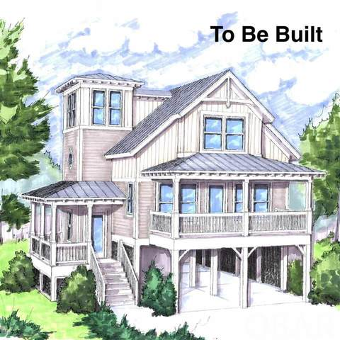 1817 Sioux Street Lot: 7, Kill Devil Hills, NC 27948 (MLS #114549) :: Outer Banks Realty Group