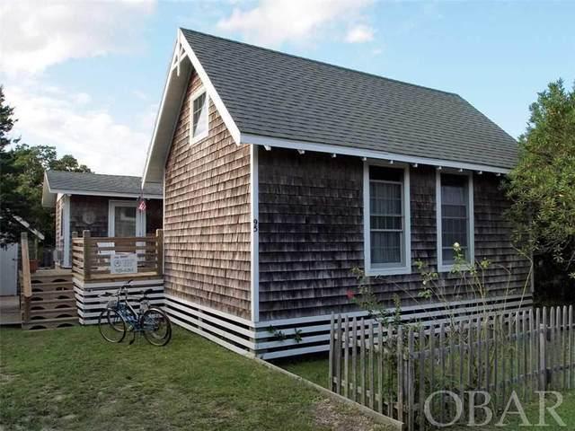 95 Second Avenue Lot #39, Ocracoke, NC 27960 (MLS #114581) :: Great Escapes Vacations & Sales