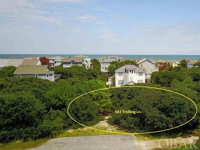 543 Trolling Lane Lot 203A, Corolla, NC 27927 (MLS #114613) :: Randy Nance | Village Realty