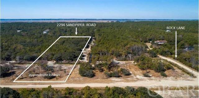 2294 Sandpiper Road Lot 107, Corolla, NC 27927 (MLS #114753) :: Outer Banks Realty Group