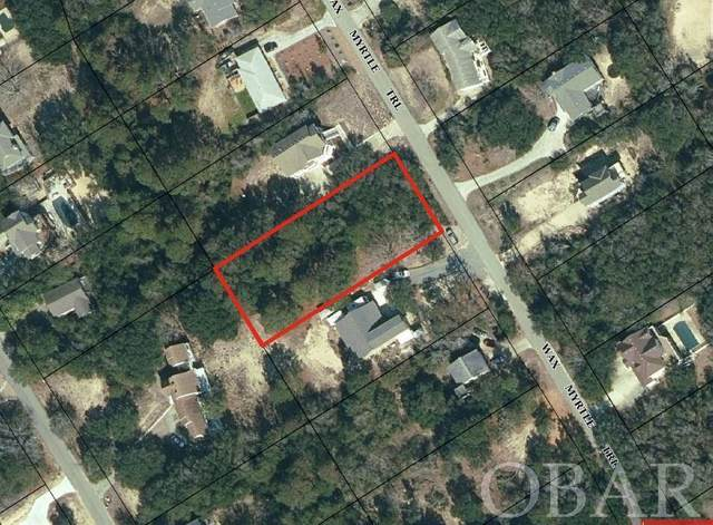 311 Wax Myrtle Trail Lot 9, Southern Shores, NC 27949 (MLS #114787) :: Outer Banks Realty Group