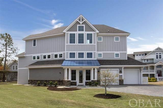 534 Barn Ct Lot 416, Corolla, NC 27927 (MLS #114815) :: Great Escapes Vacations & Sales