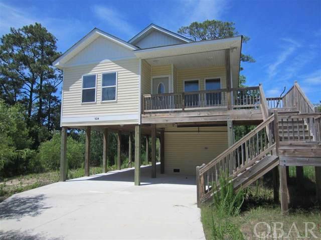 924 W Kitty Hawk Road Lot 4-1, Kitty hawk, NC 27949 (MLS #114853) :: Great Escapes Vacations & Sales