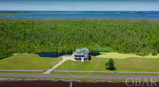 1231 Waterlily Road Lot #2, Coinjock, NC 27923 (MLS #114895) :: Great Escapes Vacations & Sales