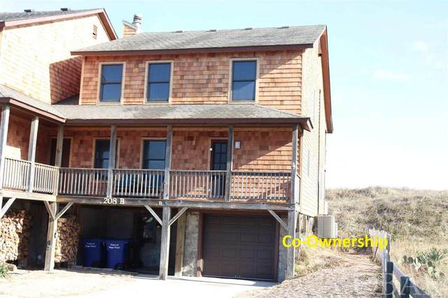 208 E Hawks Nest Court Unit 15B, Nags Head, NC 27959 (MLS #114919) :: Outer Banks Realty Group