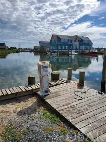 0 Docks Lot 35, Hatteras, NC 27943 (MLS #114967) :: The Ladd Sales Team