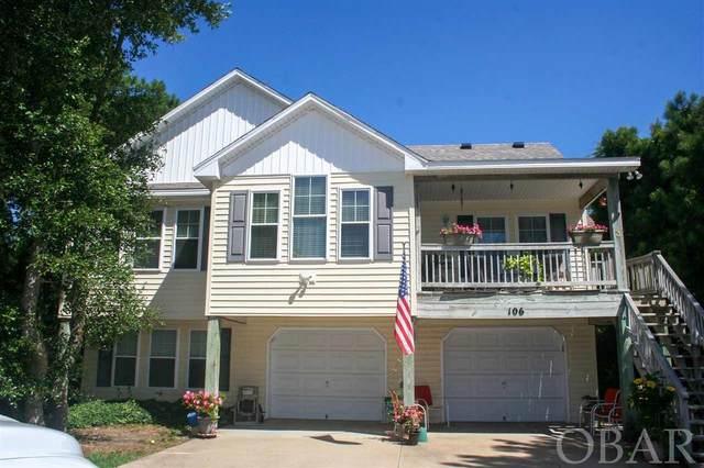 106 W Wright Avenue Lot 4, Kill Devil Hills, NC 27948 (MLS #115013) :: Randy Nance | Village Realty