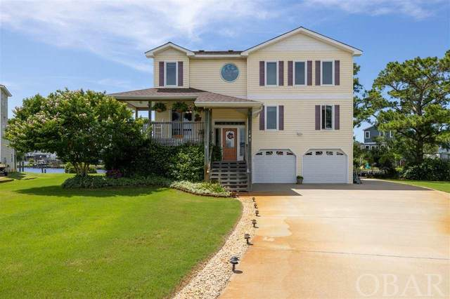 145 Sir Richard West Lot 66 & 67, Kill Devil Hills, NC 27948 (MLS #115037) :: Outer Banks Realty Group
