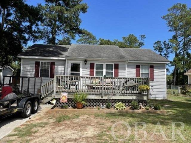 909 W First Street Lot#103, Kill Devil Hills, NC 27948 (MLS #115082) :: Outer Banks Realty Group