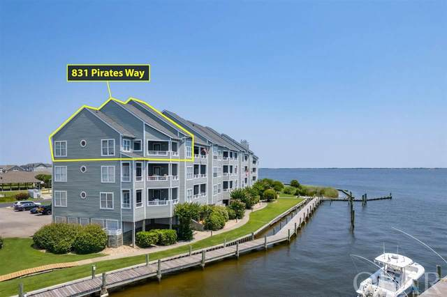 831 Pirates Way Unit Blg8 P7, Manteo, NC 27954 (MLS #115135) :: Corolla Real Estate | Keller Williams Outer Banks