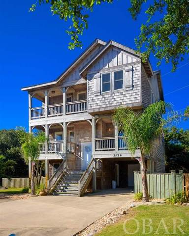 3526 Linda Lane Lot 56, Nags Head, NC 27959 (MLS #115136) :: Corolla Real Estate | Keller Williams Outer Banks