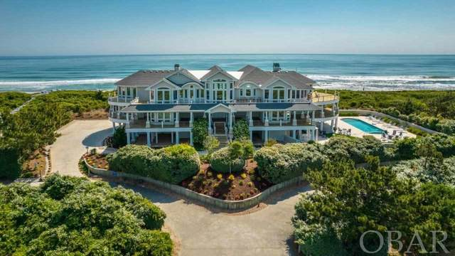 101 Station One Lane Lot 3, Corolla, NC 27927 (MLS #115141) :: Outer Banks Realty Group