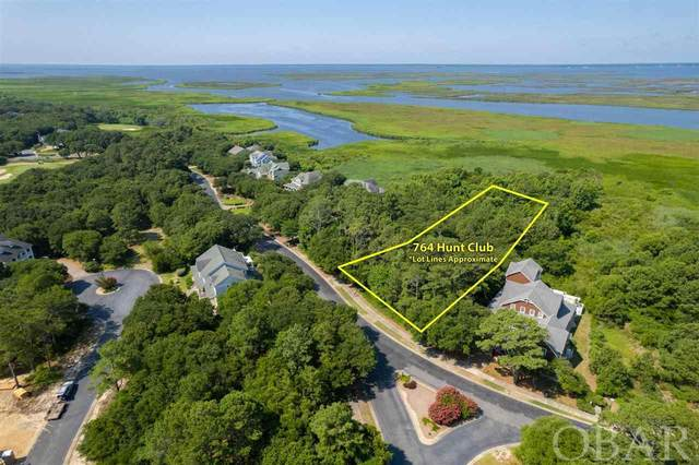 764 Hunt Club Drive Lot #317, Corolla, NC 27927 (MLS #115170) :: Outer Banks Realty Group