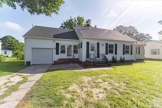 1802 N Road Street Lot #5, Elizabeth City, NC 27909 (MLS #115175) :: Outer Banks Realty Group