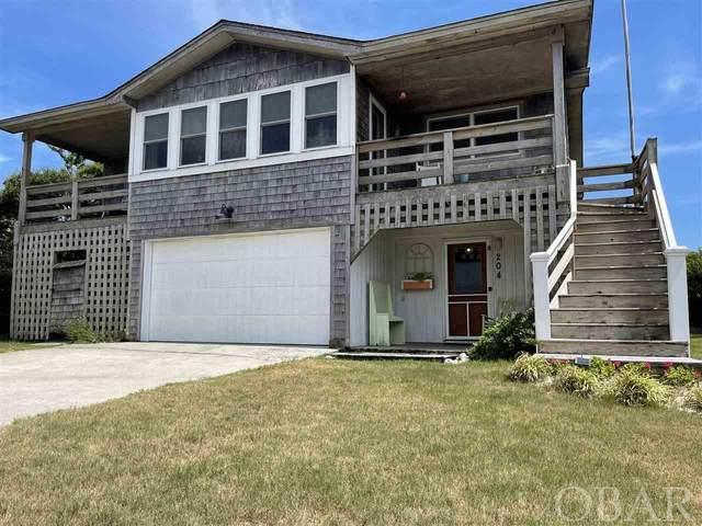 204 E Sea Gull Drive Lot 25, Nags Head, NC 27959 (MLS #115197) :: Randy Nance | Village Realty