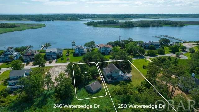 250 & 246 Watersedge Drive Lot 60A & 59, Kill Devil Hills, NC 27948 (MLS #115268) :: Sun Realty