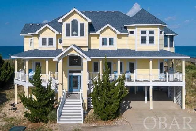 871 Lighthouse Drive Lot 2, Corolla, NC 27927 (MLS #115332) :: Randy Nance | Village Realty