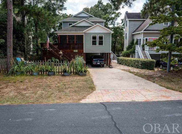 809 Colington Drive Lot 91, Kill Devil Hills, NC 27948 (MLS #115334) :: Outer Banks Realty Group