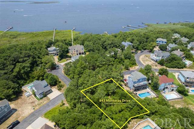 843 Monteray Drive Lot #317, Corolla, NC 27927 (MLS #115343) :: Outer Banks Realty Group