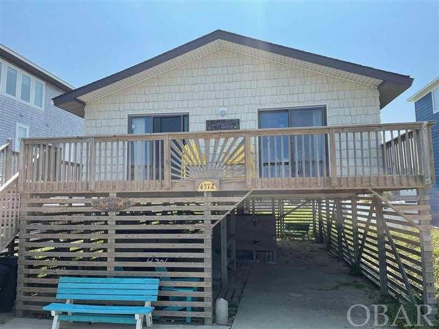 4312 N Virginia Dare Trail Lot #10, Kitty hawk, NC 27949 (MLS #115371) :: Outer Banks Realty Group
