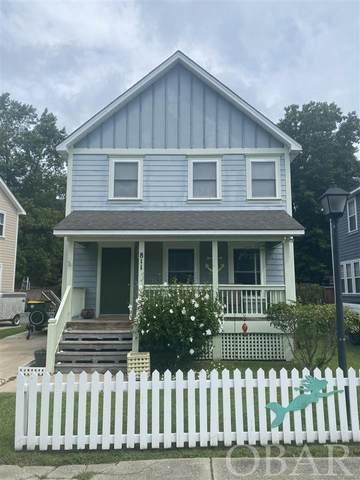 811 George Howe Street Lot43, Manteo, NC 27954 (MLS #115404) :: Matt Myatt | Keller Williams