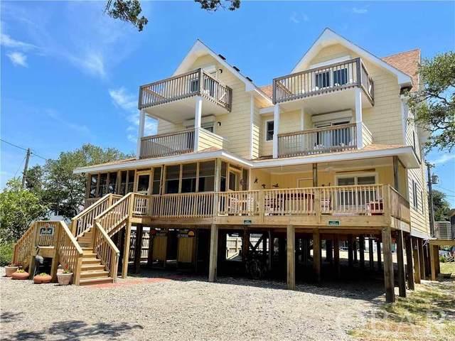 21 Loop Road Lot#2 & #1B, Ocracoke, NC 27960 (MLS #115409) :: Brindley Beach Vacations & Sales