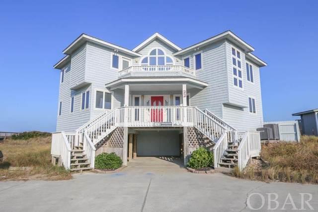 22 Ocean Boulevard Lot 13 Pt 12, Southern Shores, NC 27949 (MLS #115411) :: Sun Realty