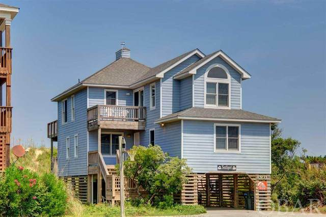 8931 S Old Oregon Inlet Road Lot #1, Nags Head, NC 27959 (MLS #115421) :: Sun Realty