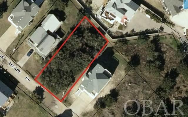 57217 Hatteras Escape Road Lot #9, Hatteras, NC 27943 (MLS #115425) :: Randy Nance | Village Realty