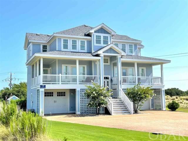 669 High Sand Dune Court Lot 210, Corolla, NC 27927 (MLS #115461) :: Sun Realty