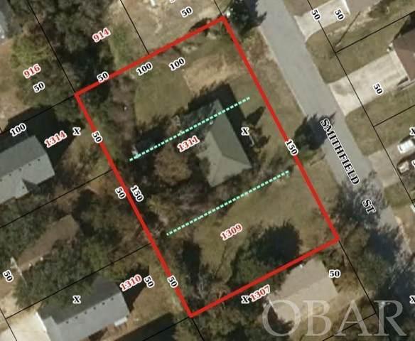 2038 Smithfield Street Lot1309, Kill Devil Hills, NC 27948 (MLS #115527) :: Outer Banks Realty Group